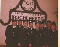 100JahreFFIrschenberg1974